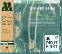 DIANA ROSS & THE SUPREMES-WHERE DID OUR LOVE GO-JAPAN CD Ltd/Ed B63