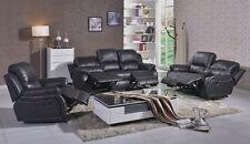 Relax-Sofa Schlafsofa Polstermöbel Couch Fernsehsofa Fernsehsessel 5129-3+2+1-MS