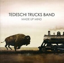 Tedeschi Trucks Band - Made Up Mind [New CD] Holland - Import