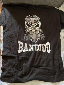 Ring of Honor ROH Bandido Shirt Large L PWG