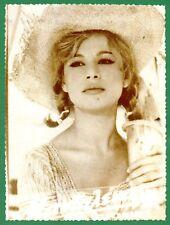 Aliki Vougiouklaki (Movie MANTALENA), New Photo of Old Greek Movie Film, No: 2