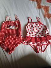 Swimming Costume Bundle Age 18-24 Month