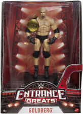 WWE Mattel Bill Goldberg Entrance Greats Elite Series Figure