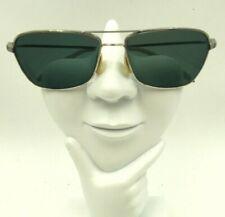 Mosley Tribes Aviatrix Silver Metal Aviator Sunglasses Eyeglasses Frames
