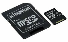 Kingston Speicher Flash/64gb microSDXC Canvas Select 80r Cl10 Uhs-i ca Sdcs/64gb