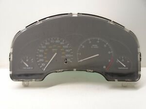 00 01 02 Saturn L Series Speedometer Instrument Gauge Cluster 178K OEM 22690489