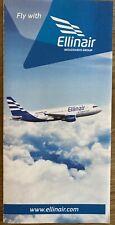 ELLINAIR AIRLINES PROFILE BROCHURE A319