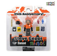 Minimates SDCC Exclusive Steve Geppi Promo with Comic Books & Action Figures