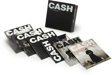 Johnny Cash - American Recordings 7 vinyl Box Set (180g LP Vinyl) sealed