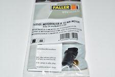 Faller Car System 163501 motor soporte/conjunto de montaje con eje & piñón nuevo 161780