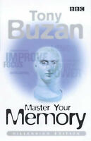Master Your Memory (The mind set), By Buzan, Tony,in Used but Acceptable conditi