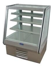 """Coolman Commercial Refrigerated High Bakery Display Case 36"""""""