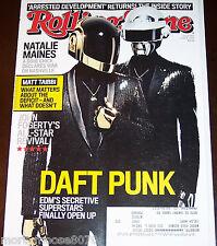 DAFT PUNK ISSUE 1184 JUNE 6, 2013 ROLLING STONE MAGAZINE JOHN FOGERTY
