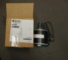 """A.O. SMITH 1/8 HP HVAC MOTOR DA2F079N 4UY65 DA2F079N4UY65 3"""" SHAFT L 1/2"""" DIAM"""