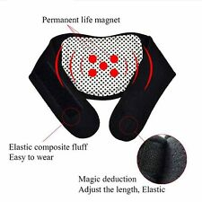 Self Heating Magnetic Therapy Pain Tourmaline Neck Wrist Elbow Knee Ankle Belt