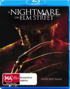 A Nightmare on Elm Street  - Blu-ray - Region B - New Sealed -Tracking (D941)