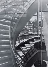 "Laszlo Moholy-Nagy ""Bexhill en mar"" Bauhaus/constructivismo póster de 250gsm A3"