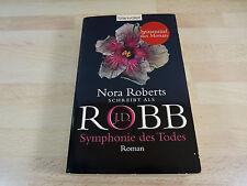 Nora Roberts als J. D. Robb: Symphonie des Todes / Taschenbuch