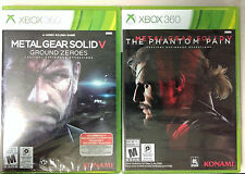Metal Gear Solid V: Ground Zeroes & The Phantom Pain (Xbox 360)