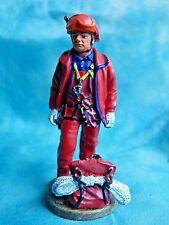 Figurine de pompier - Soldat du feu - Equipier GRIMP - France 2002