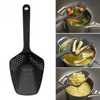 1x Kitchen Accessories Scoop Drain Gadgets Strainer Vegies Large-Tools P1A7