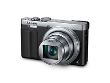 Panasonic Lumix TZ70 Superzoom Compact Camera Silver/Black