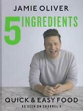 5 Ingredients - Quick & Easy Food, Oliver 9780718187729 Fast Free Shipping=-