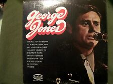 GEORGE JONES THE BEST OF 1970 RECORD MUSICOR MS 3191
