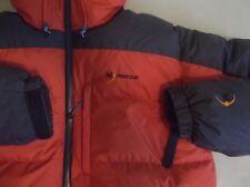 Moonstone Uber 800 fp Goose Down Guide Parka Coat Himalayan L6 Summit Jacket Red