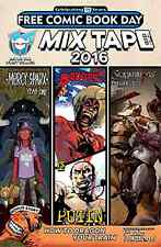 DEVILS DUE 1FIRST MIX TAPE 1 FIRST FCBD FREE COMIC BOOK DAY 2016 GIVEAWAY PROMO