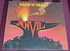 ANVIL - HARD 'N' HEAVY -10 TRACK CD- (DIGIPAK) -ATM 1100- MADE IN CANADA