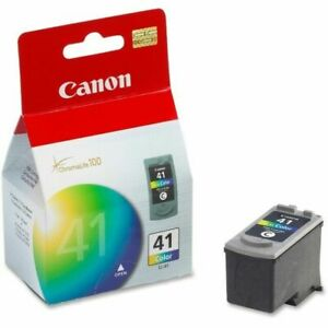 Canon CL-41 (0617B002) Tri-Color Ink Cartridge