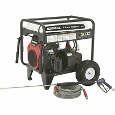 Northstar Gas Cold Water Pressure Washer 50 Gpm 5000 Psi Electric Start