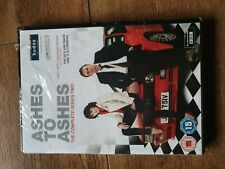 Ashes to Ashes - The complete Series Two Season 2 - PAL DVD - New Unsealed -