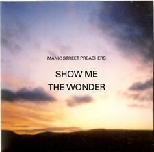 "MANIC STREET PREACHERS Show me the wonder VINYL  7"" RECORD  NEW - NOT SEALED  2"