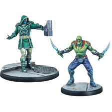 Marvel: Crisis Protocol - Drax & Ronan the Accuser Character Pack