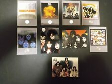 1997 KISS Trading Cards - 9 Different!