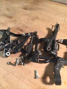 Tektro Promax Used Lot Of Mountain Bike Brake Parts