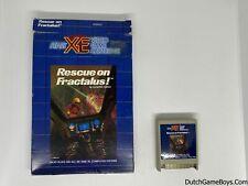Atari XE - Rescue On Fractalus (1)