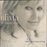 OLIVIA NEWTON-JOHN Indigo Women Of Song CD
