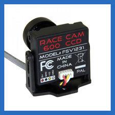 FatShark Race Cam V3 600TVL CCD FPV Camera Fat Shark FSV1231 PAL - US Dealer