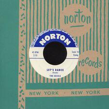 "Excels, The / The Swanks - Let's Dance / Ghost (Vinyl 7"" - 2000 - US - Original)"