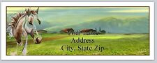 30 Return Address Labels Horse Western Country Buy 3 get 1 free (p 195)