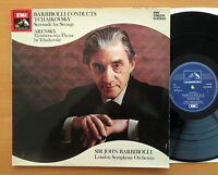 SXLP 30239 Barbirolli Conducts Tchaikovsky & Arensky HMV Stereo NM/EX