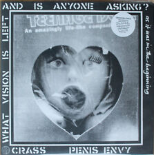 """CRASS - """"Penis Envy"""" NEW LP 2019 repress, One Little Indian"""