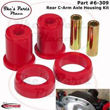 Prothane 6-309 Rear Control Arm Axle Housing Bushing Kit-Pair 79-03 Ford Mustang