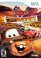 Cars: Mater-National Championship - Nintendo  Wii Game