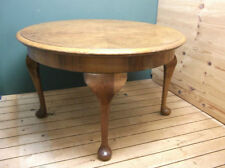 Wood Round Coffee Tables