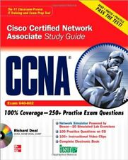 CCNA Cisco Certified Network Associate Study Guide (Exam 640-802) (Certificati,