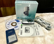 MINT Canon SD960IS 12.1 MP Digital Camera with 4x Wide Angle Image in Box
